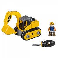 Toy state Іграшка-конструктор Machine Maker Екскаватор