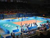Спортивное покрытие спортивный линолеум для волейбола, гандбола, тенниса, футбола