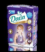 Підгузники Dada Premium №5 42шт