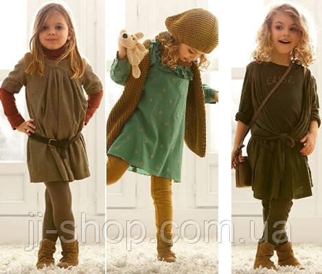 Платья, сарафаны, костюмы для девочек