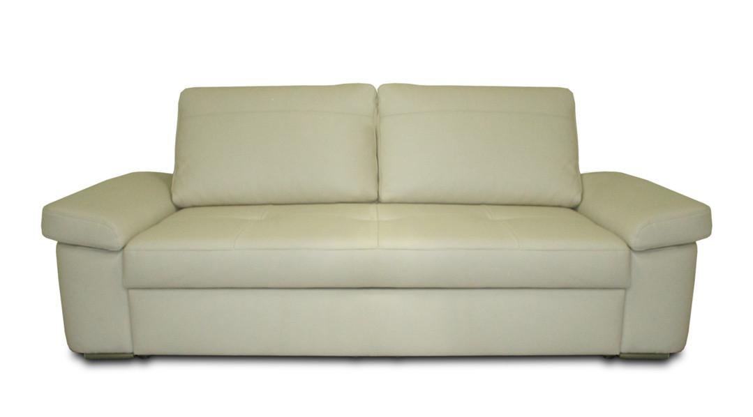 """Прямой кожаный диван """"FX 10 BIS B9"""""""