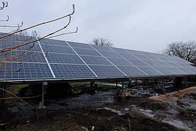 Сетевая солнечная электростанция 15 кВт, с оптимизаторами! г. Днепр, Днепропетровская обл. 1