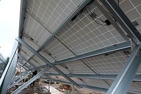Сетевая солнечная электростанция 15 кВт, с оптимизаторами! г. Днепр, Днепропетровская обл. 2