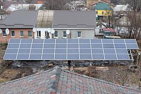 Сетевая солнечная электростанция 15 кВт, с оптимизаторами! г. Днепр, Днепропетровская обл. 3