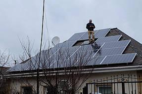 Сетевая солнечная электростанция 15 кВт, с оптимизаторами! г. Днепр, Днепропетровская обл. 4