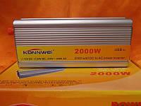 Преобразователь напряжения Konnwei 2000W 24DC    . t-n
