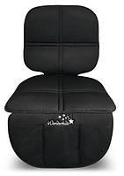 Защитный коврик на автомобильное сидение Wonderkids (черный)