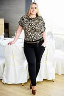 Женские батальные брюки 88204.3 (бат)