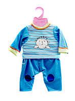 """Одежда для куклы """"Baby born"""" р.22,5*0,5*28,5 см"""