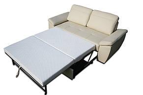 """Прямой кожаный диван """"FX 10 BIS B9"""", фото 2"""