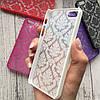 Чехол пластик узоры на iPhone 5/5s/SE, фото 4