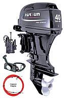 T40FWS-T (40 л.с. короткий дейдвуд, стартер, д/у, эндуро, трим) вес 78 кг.