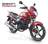 Мотоцикл GEON Pantera CG 150, мотоциклы дорожные 150см3