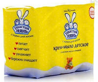 Крем-мыло с оливковым маслом и ромашкой «Ушастый нянь» 400 г