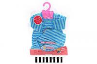 Игрушечная одежда для куклы пупса baby born bb bj-404В упаковка 22,5*0,5*28,5 см