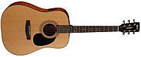 Акустическая гитара с датчиком Cort AD810E Open Pore, фото 1