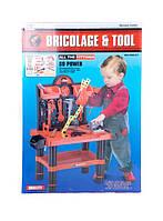 008-57-Игровой набор Маленький Мастер для мальчиков