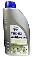 Антифриз TEDEX Antifreeze -80°С (красный) 1л