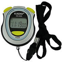 Секундомер KD-2005 KADIO (пластик, электронный)