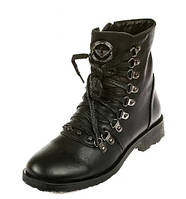 Ортопедические деми ботинки в рокерском стиле для девочки Calorie (р.33,35,36)