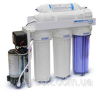 Система зворотного осмосу Aqualine RO-5P