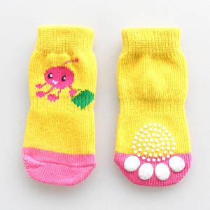 Носки для животные антискользящие