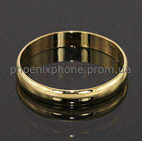 Классическое французское кольцо. Внешняя оболочка - золото(10195) 18