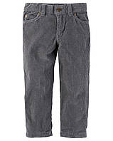 Детские вельветовые брюки для мальчика Картерс Carters