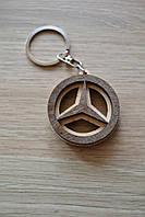 Брелок с логотипом авто Mercedes-Benz