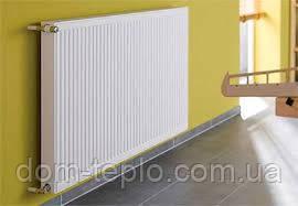 Радиатор стальной Kermi FK0110608 600x800 11 тип боковое подключение