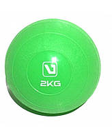Медбол мягкий 2 кг SOFT WEIGHT BALL LiveUp LS3003-2