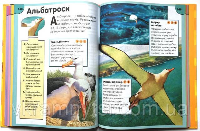 Про все на світі у запитаннях і відповідях. Дитяча енциклопедія - купити книгу Київ