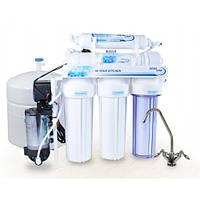 Фильтр обратного осмоса Aqualine RO-6 P