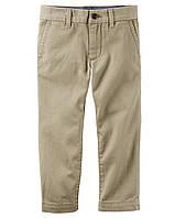 Детские твиловые брюки для мальчика Картерс Carters