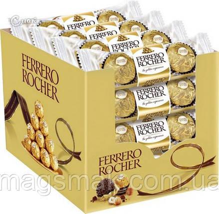 Конфеты Ferrero Rocher / Ферреро Роше 3шт., 37,5 г, фото 2
