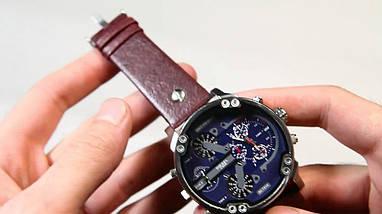 Мужские часы Diesel Brave, кварцевые, элитные часы Дизель Брейв, реплика, фото 3