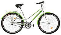"""Велосипед ARDIS City Style 28"""" 22"""" Белый/Зеленый (0921)"""