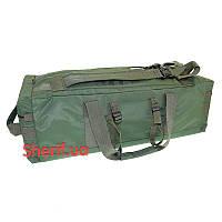 Сумка-рюкзак транспортировочная хаки 70 литров