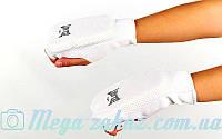 Накладки для карате (перчатки для карате) Zel 6128: хлопок/эластан, L/XL