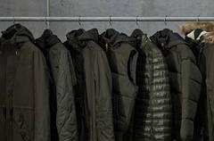 Куртки, пуховики, жилетки