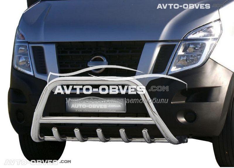 Защитная дуга передняя для Nissan NV400