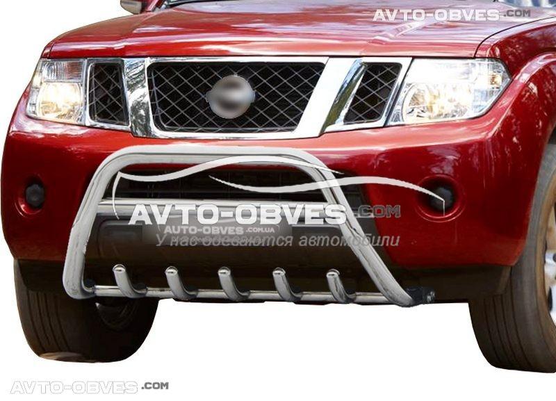 Кенгурин на Nissan Pathfinder низкий