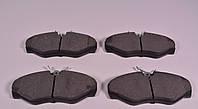 Колодки тормозные передние Renault Trafic 01->14 Meyle Германия 0252309918