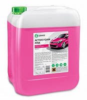 Активная пена «Active Foam Pink» 12кг. цветная пена