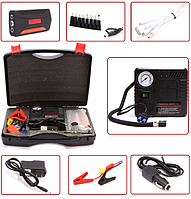 Набор пуско-зарядное устройство 30000 mАч. + мини компрессор TM19A