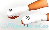 Накладки для карате (перчатки для карате) 10018: хлопок/эластан, L-XL