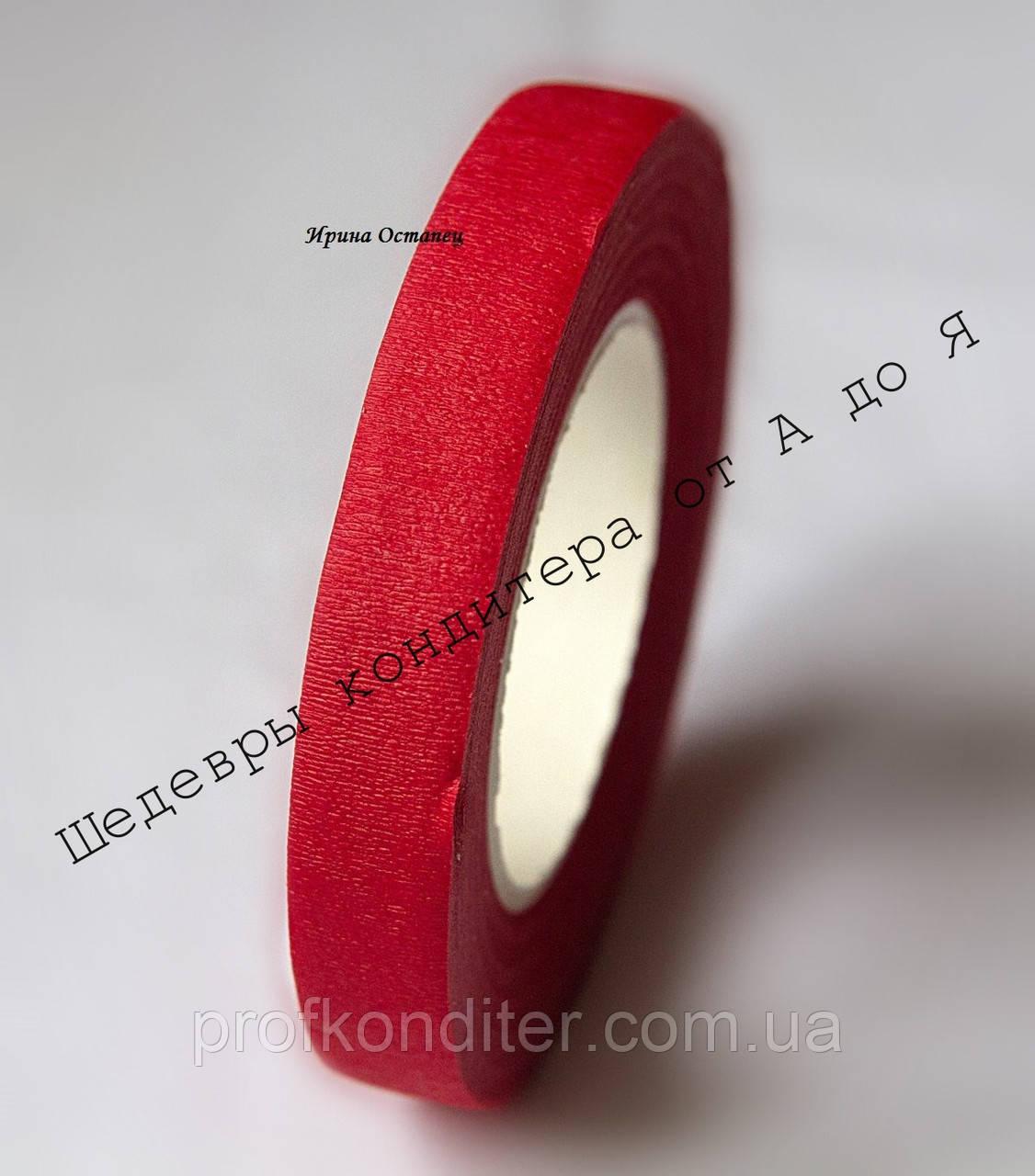Тейп-лента Красная