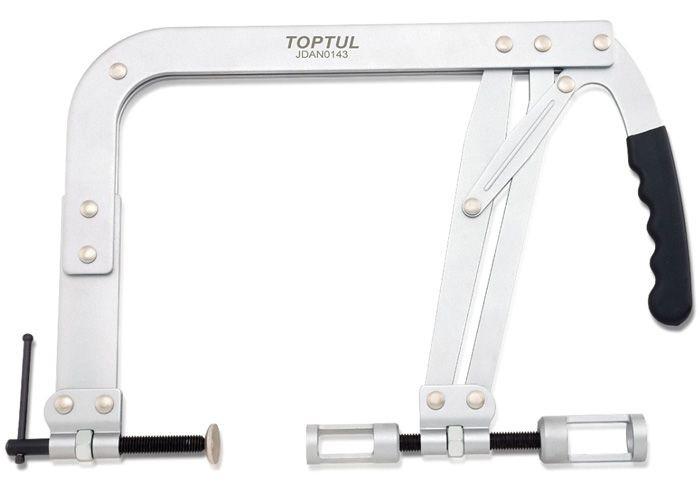 Рассухариватель клапанов струбцинного типа TOPTUL JDAN0143