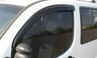 Дефлекторы окон (ветровики) Fiat Doblo до 2010 года