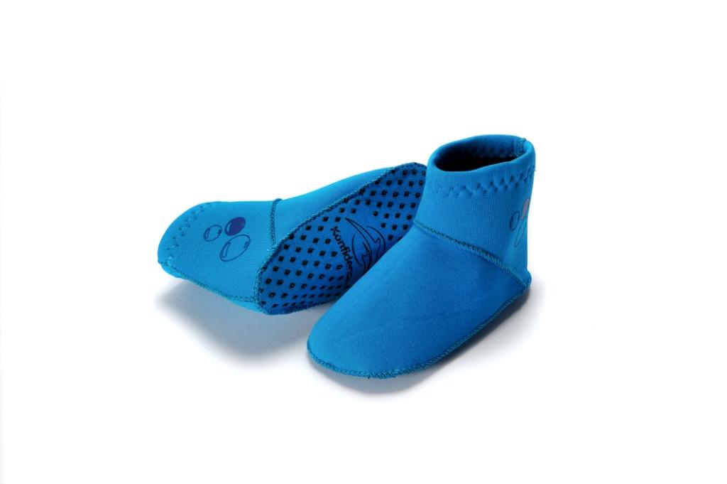 Носки для бассейна и пляжа Paddlers, Цвет: Nautical Blue, L/ 12-24 мес